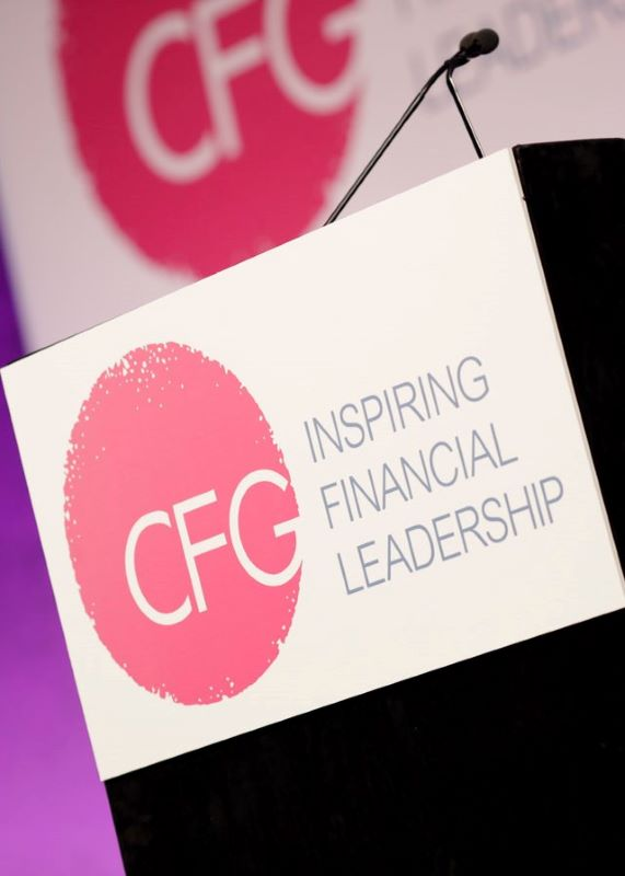 Tell your charity's story at the CFG Annual Conference 2021